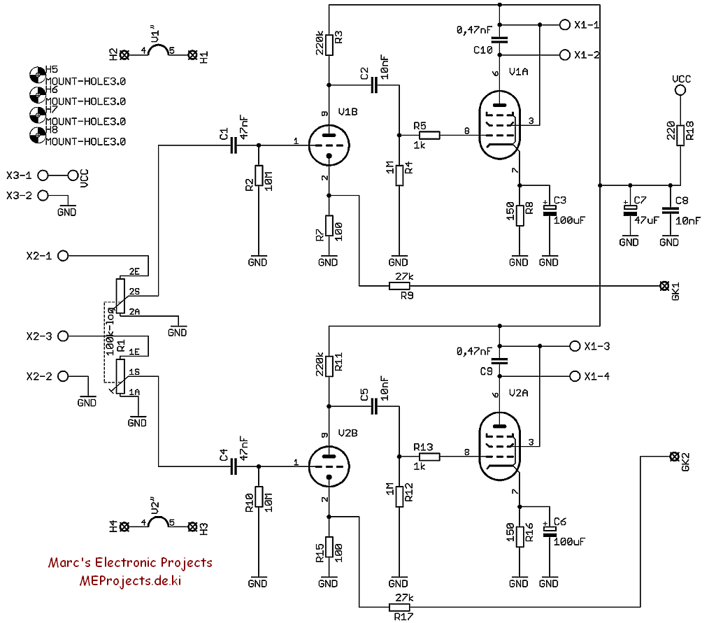 PCL86 Tube Amp – MeProjects.sytes.net on